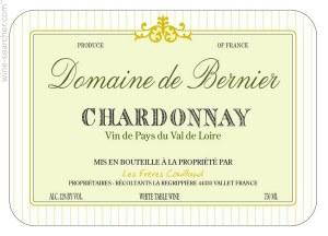 Domaine De Bernier Chardonnay 750ml
