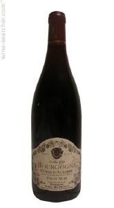 Domaine Sorin Bourgogne Rouge 750ml