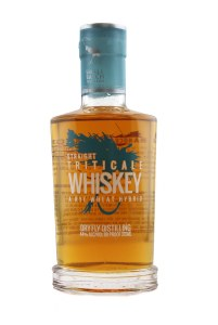 Dry Fly Triticale Rye Whiskey 375ml