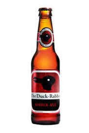 Duck Rabbit Amber Ale 6 Pack Bottles