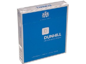 Dunhill Blue Hard Pack