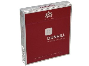 Dunhill Red Box