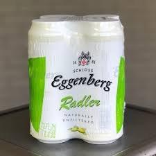 Eggenberg Radler 16oz 4pk Cans
