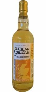 Eilan Gillan Single Malt Whiskey 750ml