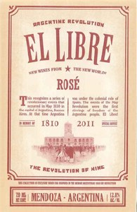 El Libre Rose 750ml