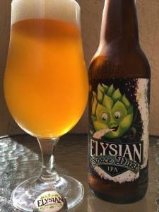Elysian Space Dust IPA 6 Pack Bottles