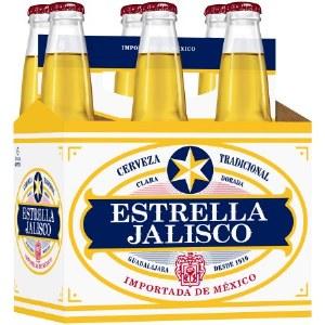 Estrella Jalisco 6 Pack Bottles
