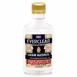 Everclear Grain Alcohol 200ml