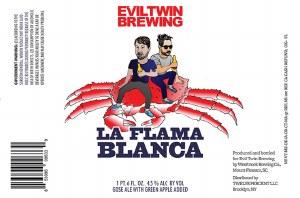 Evil Twin La Flama Blanca 750mlm