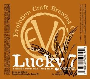 Evolution Lucky 7 Porter 6pk