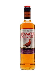 Famous Grouse Blended Scotch Whiskey 750ml