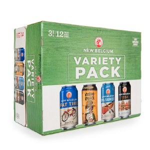 Fat Tire Variety 12pk Can