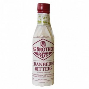 Fee Brothers Cranberry Bitter 5oz