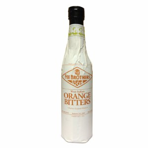Fee Brothers Orange Bitter 5oz