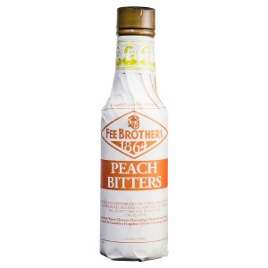 Fee Brothers Peach Bitter 5oz
