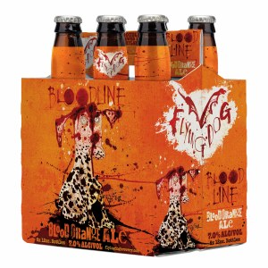 Flying Dog Bloodline 6 Pack Bottlest