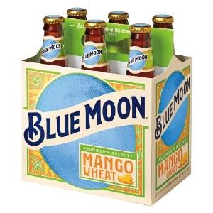 Free Will Mango Wheat 6 Pack Bottles