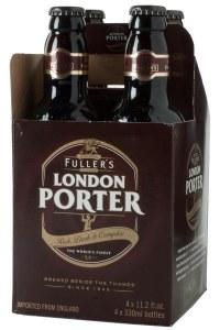 Fuller London Porter 12oz 4pk Bottles
