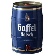 Gaffel Kolsch Party Can 5L Keg