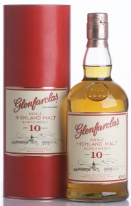 Glenfarclas 10 Year Single Malt Whiskey 750ml