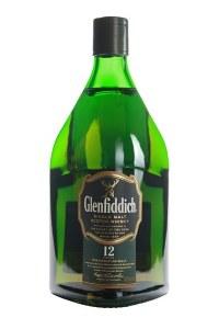 Glenfiddich 12 Year Single Malt Whiskey 1.75L