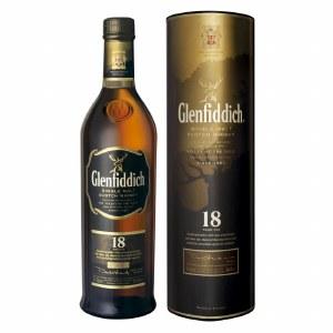 Glenfiddich 18 Year Single Malt Whiskey 750ml