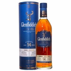 Glenfiddich 14 Year Single Malt Whiskey 750ml