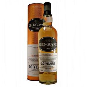 Glengoyne 10 Year Single Malt Whiskey 750ml