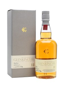 Glenkinchie 12 Year Single Malt Whiskey 750ml