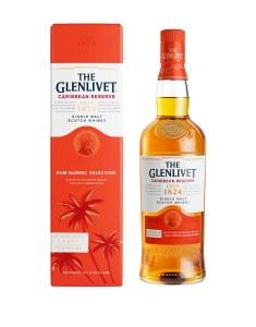The Glenlivet Caribbean Reserve Rum Barrel Selection Single Malt Whiskey 750ml