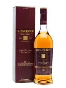 Glenmorangie Lasanta 12 Year Single Malt Whiskey 750ml