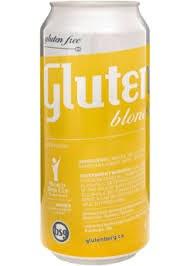 Glutenberg Blonde Ale Gluten F