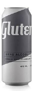Glutenberg Non Alc 4pk 16oz Cans