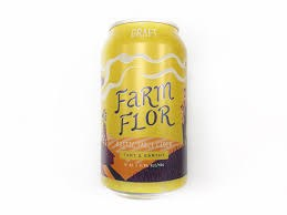 Graft Farm Flor Cider 4 Pack Cans