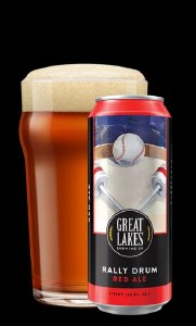 Great Lake Rally Drum Red Ale
