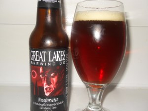 Great Lakes Nosferatu Red Ale