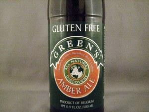 Greens Amber Ale Glu Free 500m