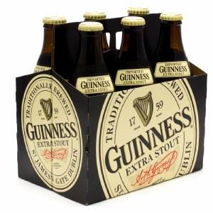Guiness Extra Stout 24oz Bottles