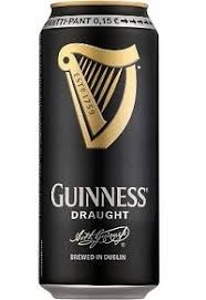 Guinness Draught 4pk 16oz Cans