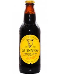Guinness Foreign Stout 4pk 12oz Bottles