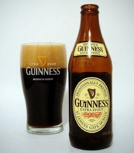 Guinness Extra Stout 6pk 12oz Bottles