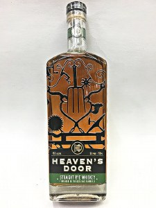Heavens Door Rye Whiskey 750ml