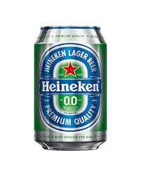 Heineken Non Alc 6pk Can