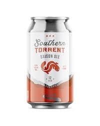 Hellbender Torrent Saison Ale 12oz 6pk Can