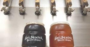 Hellbender Red Line Red Ale