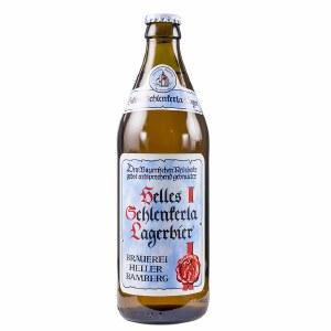 Schlenkerla Helles Lager 18oz Bottle
