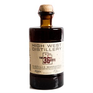High West Barreled Manhattan Rye Whiskey & Vermouth 750ml
