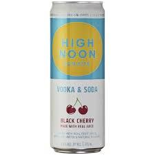 Hight Noon Cherry Vodka & Soda  330ml Can