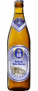 Hofbrau Hefe Weizen 16.09oz Bottle