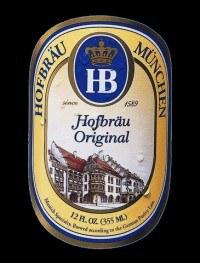 Hofbrau Original Lager 6 Pack Bottles